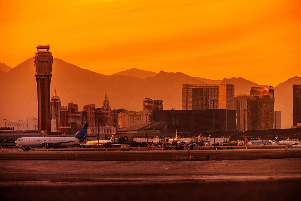 Las Vegas McCarran Airport (Freepik)