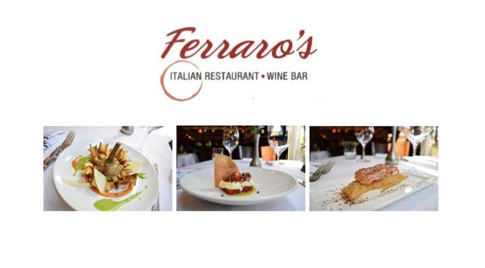 Ferraro's Italian Restaurant And Wine Bar