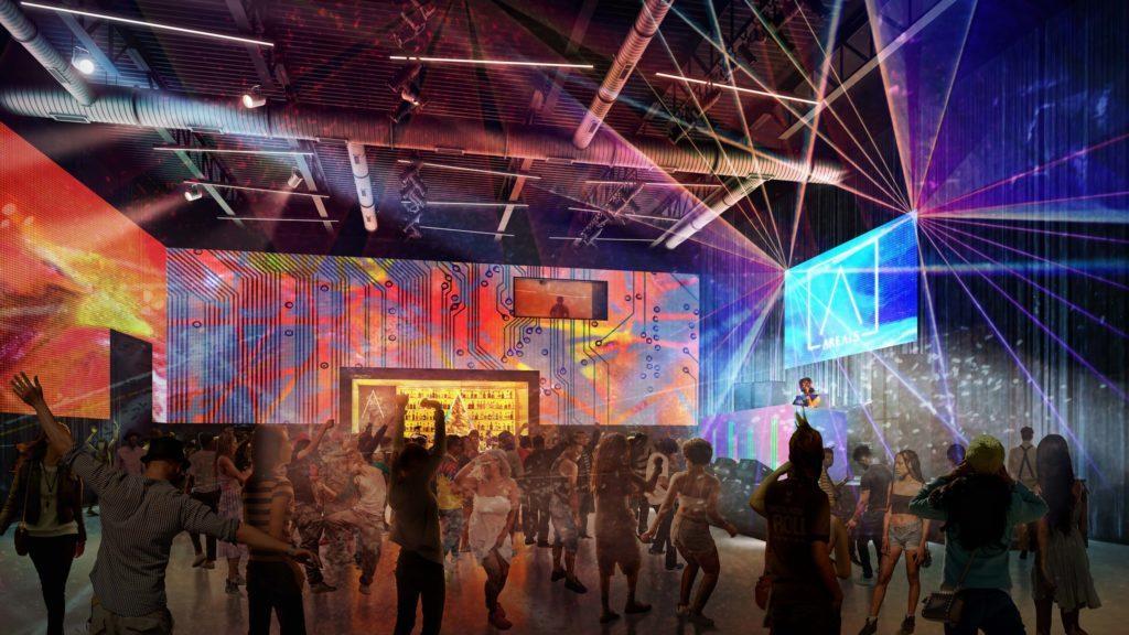 Area 15 rendering