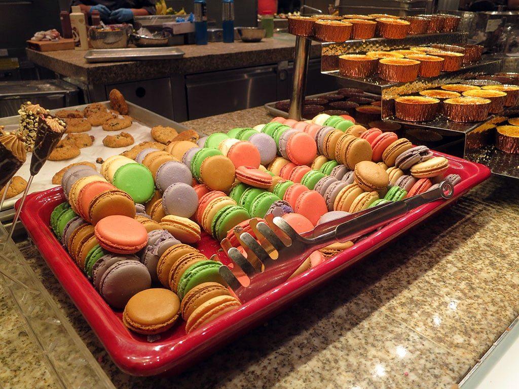 Bacchanal Buffet desserts