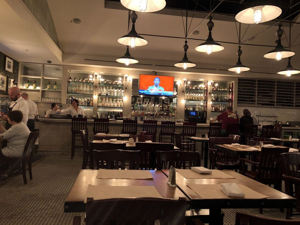 Citizens Kitchen And Bar menu - dining room
