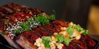 International Smoke - St Louis cut pork ribs (International Smoke)