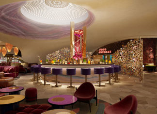 Virgin Hotel Las Vegas - commons rendering (Virgin)