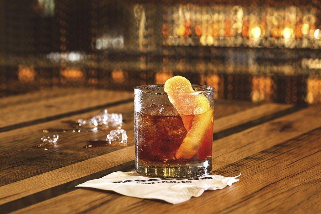 Vagabond - cocktail (Excalibur)