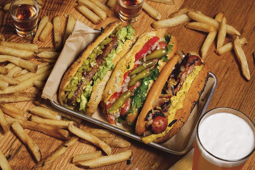 Vagabond - hot dogs (Excalibur)
