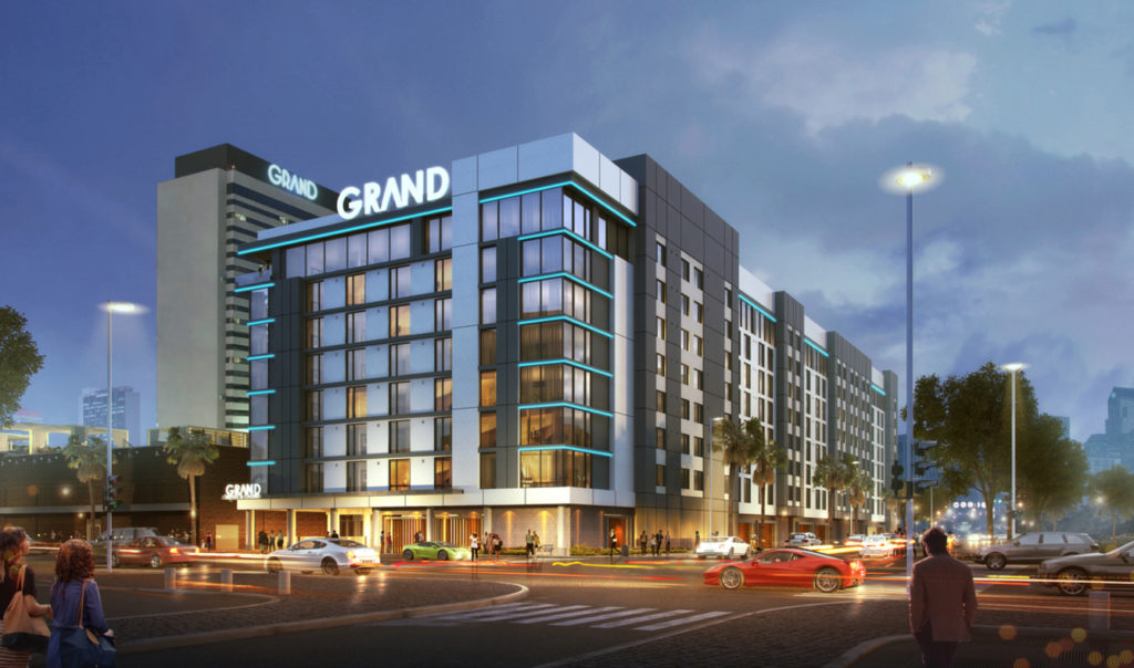 Downtown Grand Hotel & Casino Accepted Into Membership of Preferred Hotels & Resorts
