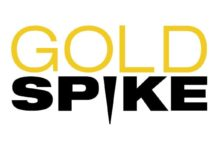 Gold Spike logo