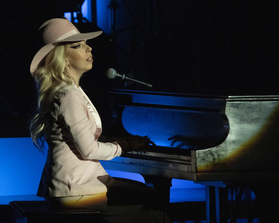 Frank Marino as Lady Gaga in Legends In Concert (Ed Foster   Tropicana)