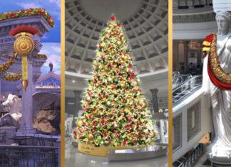 Dazzling New Decorations (Caesars)