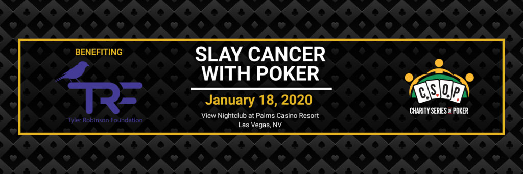 Slay Cancer with Poker