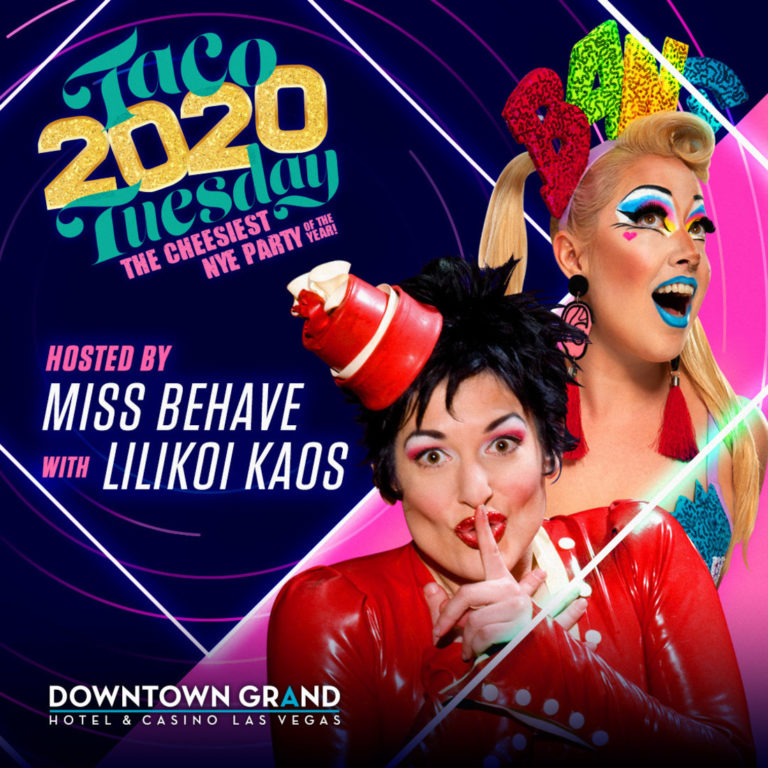 Strip Headliner Miss Behave Hosts FREE NYE Bash at Downtown Grand Hotel & Casino