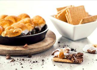 Nutella S'mores Skillet (Topgolf)