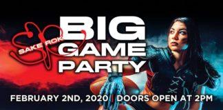 Sake Rok Las Vegas Offers Big Game Party Package With Gourmet Tailgate Menu
