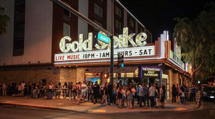 Gold Spike Las Vegas (Gold Spike)