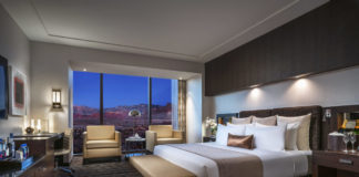 New look Red Rock rooms and suites (Station Casinos)