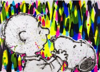 Tom Everhart, Famed Artist for Charles Schulz Influenced Paintings, Brings Exhibition of New Works to Animazing Gallery Las Vegas