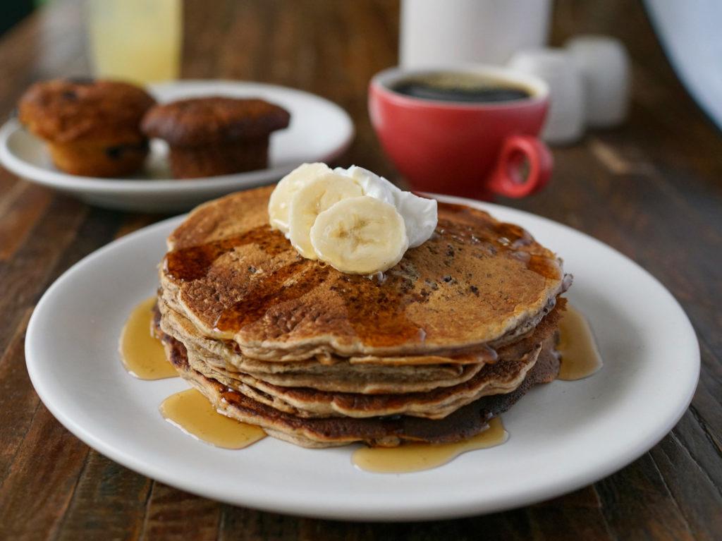 True Food Kitchen pancakes