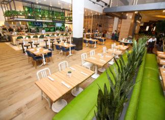 True Food Kitchen interior