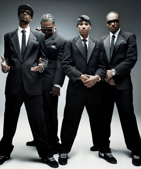 Bone Thugs-N-Harmony Celebrate 25 Years of Melodic Sounds at House of Blues Las Vegas on June 25
