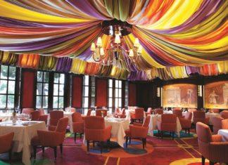 Le Cirque interior at Bellagio (MGM RESORTS INTERNATIONAL )