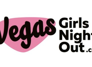Vegas girls night out