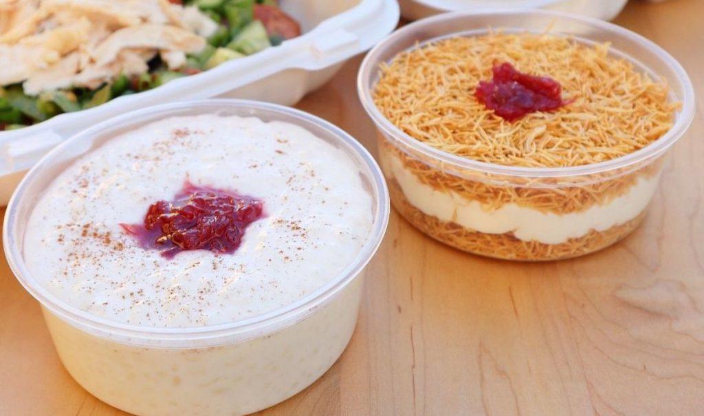 Bok Bok Chicken Offers Free Desserts in February