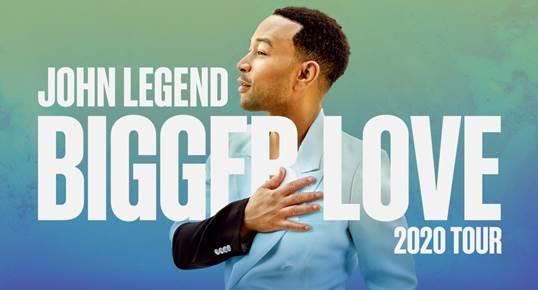John Legend at The Chelsea, Sept. 19