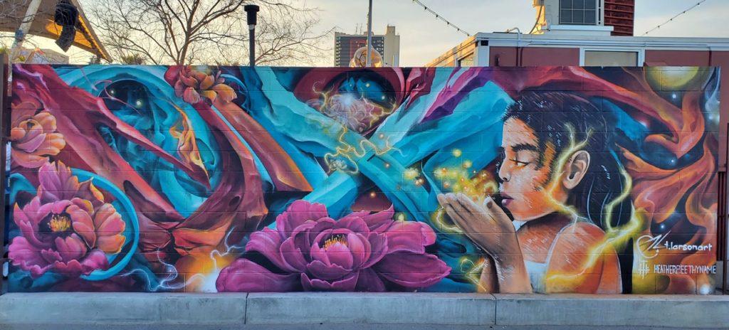 """""""Bloom"""" By Trenton Larson And Heather Toledo"""