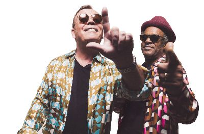 UB40 to Bring Island Sounds to the Palms Pool