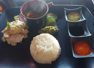Flock And Fowl - Hainan chicken