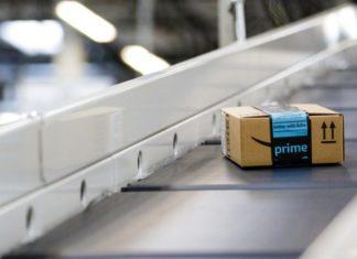 Amazon Prime package (Amazon)