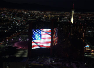 Resorts World Las Vegas 4th July 2020