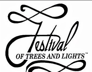 The Festival of Trees & Lights