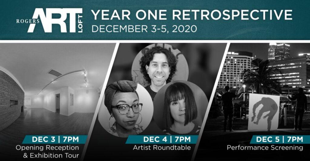 Rogers Art Loft In Las Vegas Presents: Year One Retrospective