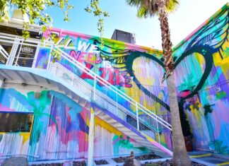 DTP Companies & ISI Group Debut Latest Mural Collaboration with Doctor Ziso