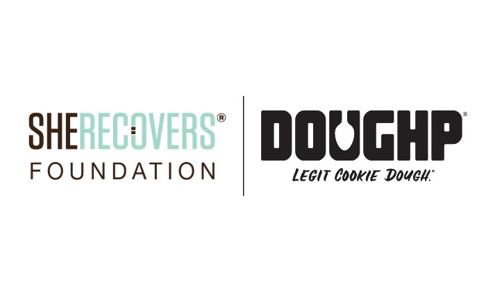 Such a Sweet Combo! Doughp partners with SHE RECOVERS for 2021's #Doughp4Hope