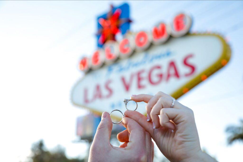 Las Vegas' Marriage License Bureau prepares for influx of 4/3/21 weddings
