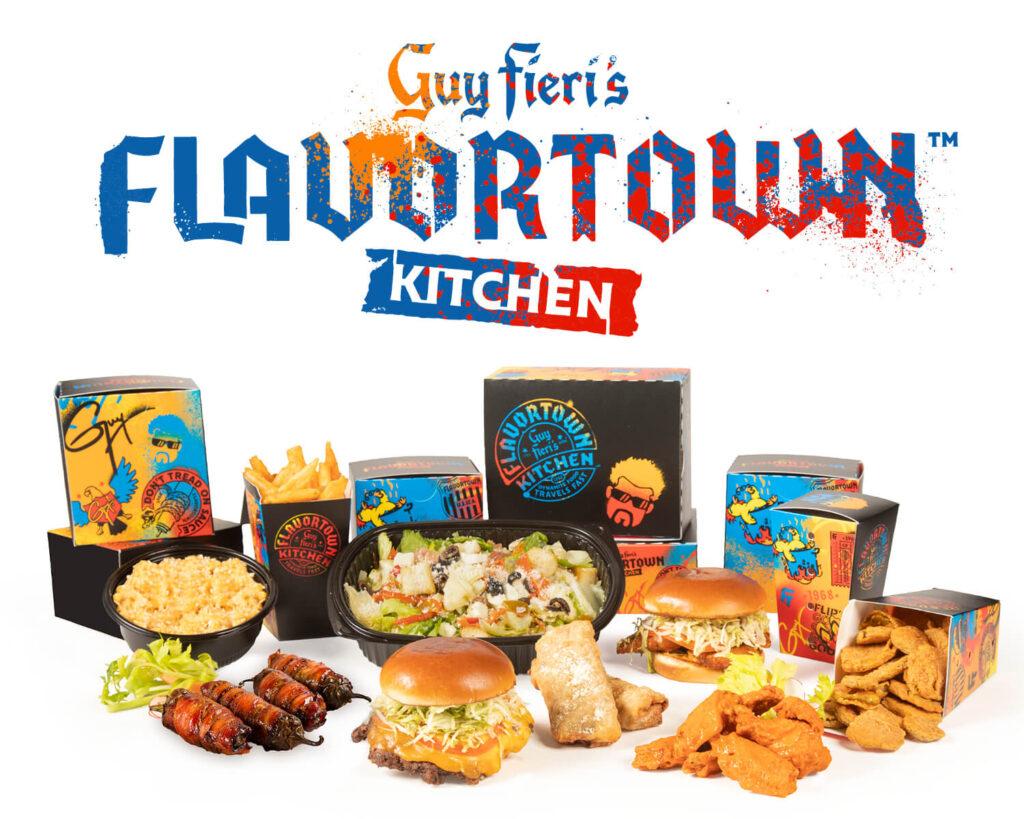 Guy Fieri's Flavortown Kitchen