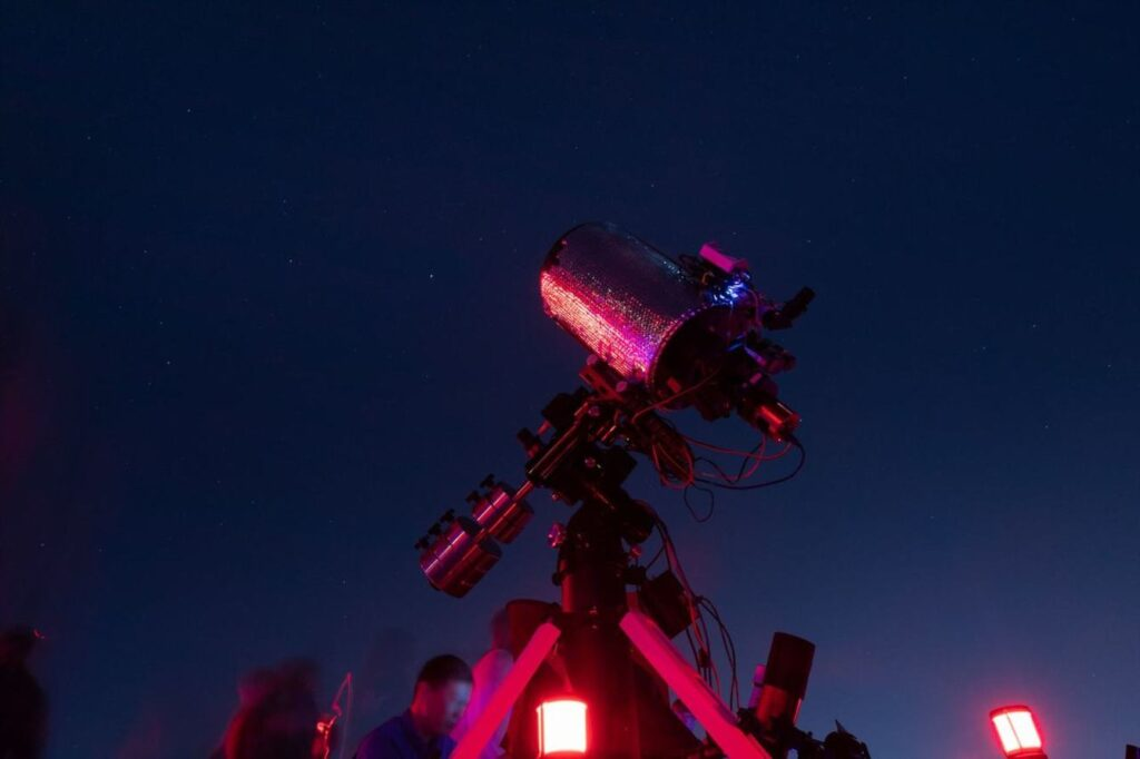 Skye Canyon Presents Skye & Stars Stargazing Event with LV Astronomical Society - Sat. May 15