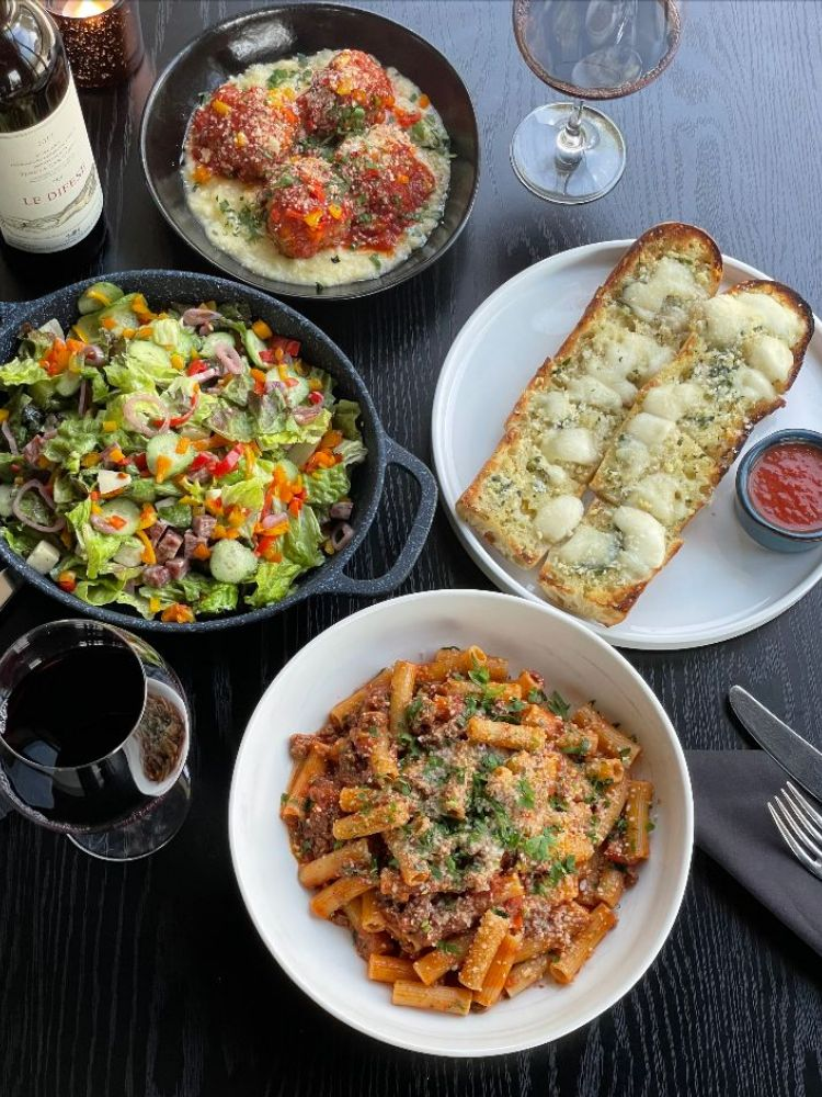 Locale Italian Kitchen Looks to Bring Family Together with Family-Style Sunday Dinner