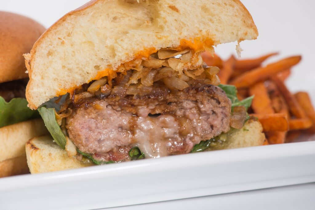 Distill and Remedys - The Cure Burger