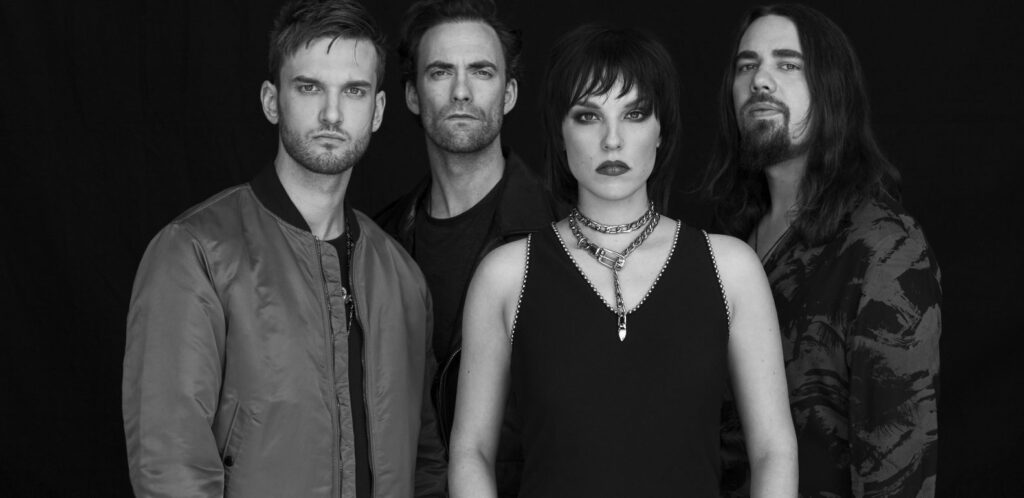 The Cosmopolitan of Las Vegas Welcomes Grammy Award Winning Evanescene And Halestorm To The Chelsea