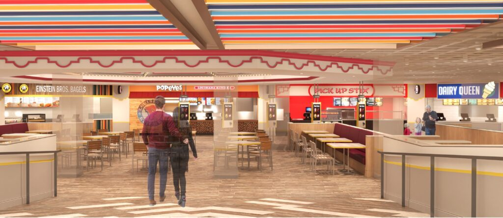 Overall Concept Design with DQ at Circus Circus