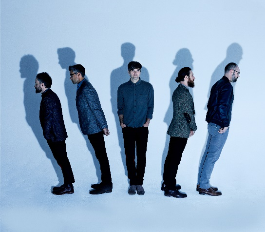 Death Cab For Cutie hit The Trip in September