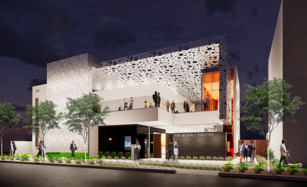 Plans Revealed for The Beverly Theater Coming to Downtown Las Vegas