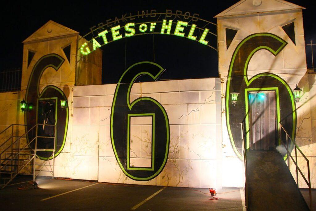 Freakling Bros. Horror Shows returns for its 29th terrifying season in Las Vegas