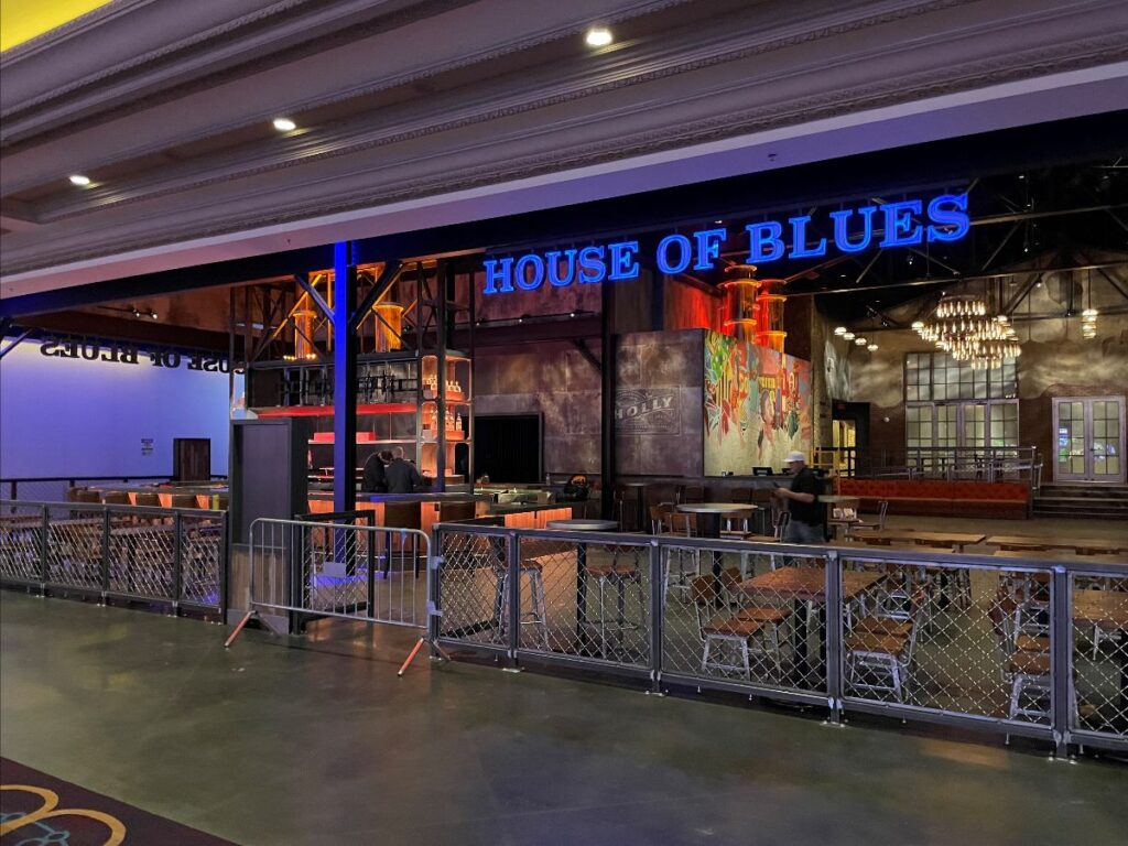 House of Blues Gets the VIP Treatment with Renovation of Restaurant & Bar, Box Office and More!