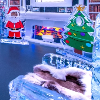 ICEBAR And Minus5º Ice Experience Announce New Cocktails And Decor For The Holiday Season